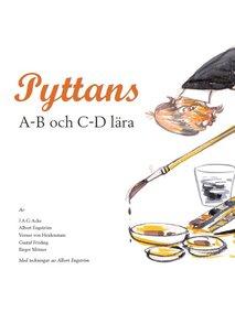 Pyttans A-B och C-D lära av Albert Engström, Verner von Heidenstam, Gustaf Fröding och Birger Mörner